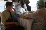 500 pelaku UMKM di Kulon Progo jalani vaksinasi