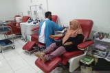 Permintaan darah plasma konvalasen di PMI Makassar meningkat