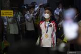Penasaran masih membayangi, inilah arti medali perunggu Olimpiade bagi Ginting