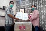 Agustiar Sabran terus berikan dukungan penanganan COVID-19 di Kalteng