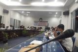 Jalin silaturahim, Bupati dan Wakil Bupati Pasbar ajak insan pers bersinergi bangun daerah
