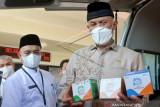Sumatera Barat Terima Bantuan Obat-Obatan Dari Presiden