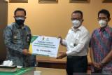 Baznas Yogyakarta menyiapkan 1.100 paket bahan makanan warga isoman