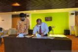 BPJS Kesehatan Makassar: 7 perusahaan donasikan CSR untuk warga prasejahtera