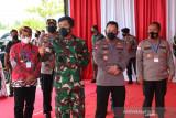 Panglima TNI : Tegakan Prokes Melalui Pendekatan Kultural dan Kearifan Lokal