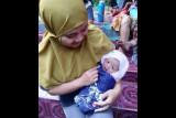 Tangisan bayi tengah malam yang dibuang orang tuanya gegerkan warga Masbagik