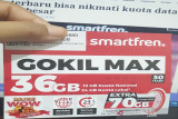 Smartfren GOKIL MAX, saatnya nikmati kuota lokal jaringan global