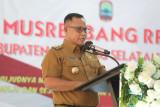 Bupati Lampung Selatan perintahkan kadis turun pantau COVID-19