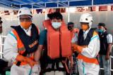 Tim SAR Banda Aceh evakuasi WN Filipina dari kapal kargo