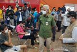 Sertifikat vaksin belum jadi syarat bepergian di Jateng