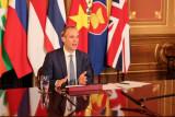 Inggris secara resmi jadi mitra dialog ASEAN
