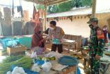 Posko Pasar Terpadu Lembar, fokuskan kegiatan penanganan COVID-19