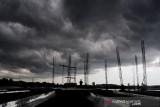 Hujan lebat di beberapa provinsi Indonesia