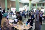 UII Yogyakarta adakan vaksinasi COVID-19 untuk keluarga dosen