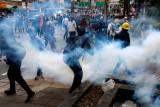 Pemimpin protes di Thailand ditahan jelang konvoi kendaraan