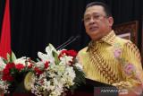 Ketua MPR Bambang Soesatyo sebut kurangnya nasionalisme generasi muda menjadi 'bom waktu'