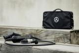 Sistem pengisi daya mobil fleksibel yang disediakan Mercedes-Benz