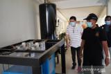 RSUD SK Lerik  segera operasikan peralatan isi ulang oksigen
