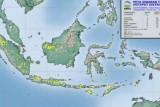 BMKG pantau 24 titik panas di sejumlah wilayah Sumatera Utara
