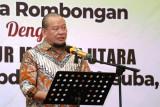Ketua DPD LaNyalla berharap pemerintah tak berhenti edukasi cegah nikah dini