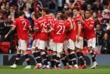 Pertandingan Persahabatan, MU rontokkan Everton 4-0 tapi Solksjaeringatkan tetap waspada