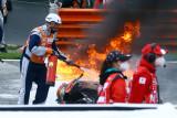 Pedrosa dan Savadori alami kecelakaan, Grand Prix Styria terhenti sementara