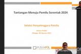 Puskapol UI: Tim seleksi penyelenggara Pemilu 2024 harus berintegritas dan kompeten