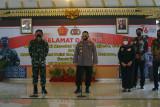 Panglima TNI dan Kapolri meninjau penerapan aplikasi Silacak di Sleman