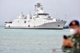 KRI RE Martadinata operasi pengamanan perbatasan di Indonesia Timur