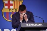 Ini Dua alasan Barcelona terpaksa melepaskan Messi
