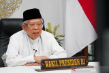 Ma'ruf Amin: Alhamdulilah, pertumbuhan ekonomi syariah semakin menjanjikan