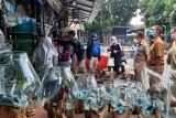 Yogyakarta pastikan pasar tradisional tetap mematuhi protokol kesehatan