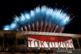 Olimpiade Tokyo ditonton 6 miliar menit streaming