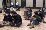 Polisi tangkap 28 terduga pelaku tarung bebas di Kota Makassar