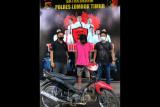 Si Kobra tak ada kapoknya curanmor, kini curi sepeda kotor milik petani di Lombok Timur