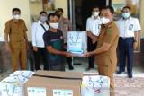 Masyarakat empat desa di Pulpis terima bantuan sosial pihak ketiga