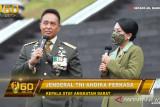 Kasad minta lulusan Diktukpa tak kecewakan kehormatan TNI AD