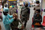 Tes Cepat Antigen Bagi Pelanggar Prokes Di Makassar