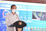Presiden ingatkan untuk waspada kondisi ekonomi RI di kuartal III