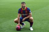 Sergio Aguero mengaku senang akhirnya bisa debut di Barcelona
