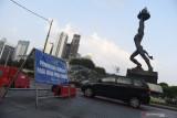 Pemerintah memperpanjang PPKM di Jawa-Bali hingga 16 Agustus 2021