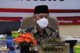 Bupati Pringsewu tinjau pelaksanaan PTM SDN 1 Yogyakarta Selatan