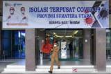 Asrama Haji Medan Untuk Isolasi Terpusat Pasien COVID-19