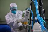 Lebih dari 2.000 orang meninggal dunia akibat COVID-19 pada Selasa