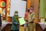 Pemkab Gunung Kidul menyalurkan bantuan Kementan untuk 40 poktan