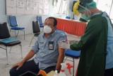Bantul menyiapkan vaksinasi COVID-19 dosis ketiga bagi tenaga kesehatan
