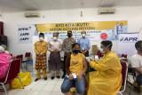 Forkopimda Pelalawan apresiasi pelaksanaan vaksinasi Gotong Royong RAPP