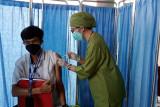 RSUD Mataram: 40 tenaga kesehatan ditunda divaksinasi dosis ketiga