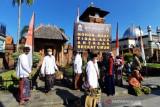 Yayasan Makam Sunan Kudus meniadakan antrean pembagian nasi buka  luwur