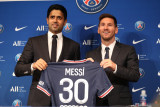 Lionel Messi ingin juarai Liga Champions lagi bersama PSG